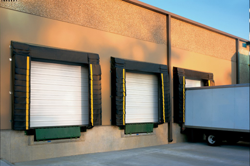 Insulated Sectional Steel Doors and Non-Insulated Sectional Steel Doors